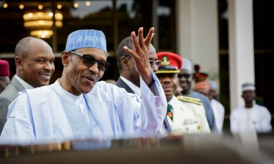 I Will Not Fail You- Buhari Tells Nigerians Ahead Of Second Term