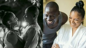 Chris Attoh's Wife Was Married To Two Men Simultaneously, The Other A Druglord
