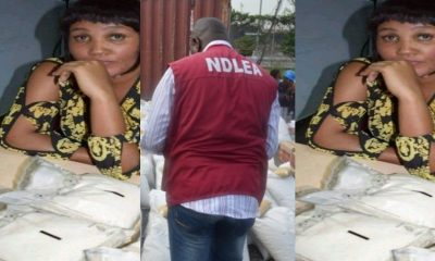 NDLEA Arrests Kenyan Woman With 6.5kg Of Cocaine In Abuja