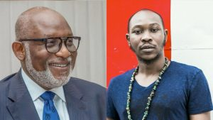 """Afrobeat Is About To Switch Home Base""- Seun Kuti Reacts To Akeredolu's Plans To Grow Marijuana In Ondo"