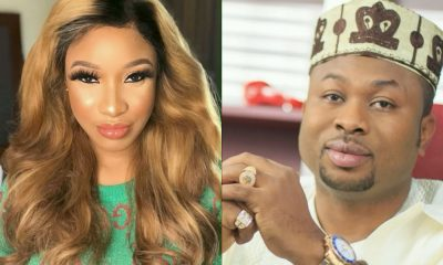 My Ex husband Is A Diabolic 'Yahoo Boy'– Tonto Dikeh