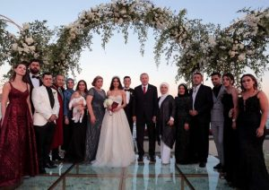Turkish President Recep Tayyip Erdogan served as best man at footballer Mesut Ozi's wedding (Photos