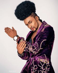 Denrele Edun Celebrates 38th Birthday With Beautiful Photos And Letters To Himself