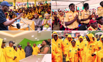 Sanwo-olu Increases Allowance Of Lastma Officials By 100%