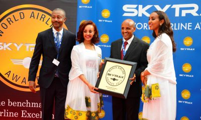 Ethiopian Airlines Best In Africa For 3rd Year In A Row