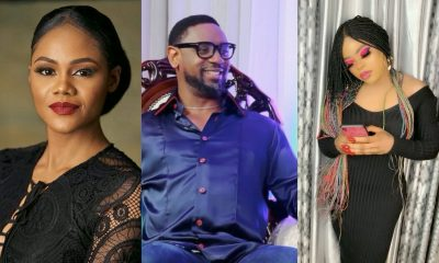 Bobrisky Reacts To Busola Dakolo's Rape Accusation Against Pastor Biodun Fatoyinbo