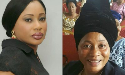 'Jesus Saved Me '- Actress Clarion Chukwura Declares As She Turns Born Again