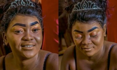 Check Out How Wacky Makeup Artist 'Painted' Woman's Face For Her Wedding