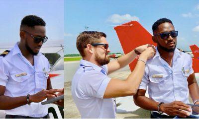 BBNaija Winner Miracle Certified As 'Instrument Rated' Pilot