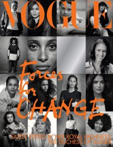 Chimamanda Adichie,  14 Others Make Duchess of Sussex Meghan Markle's List Of Women She Admires As She Guest Edits For Vogue