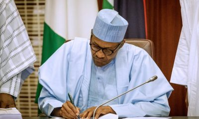 Full List Of President Buhari's Ministerial Nominees