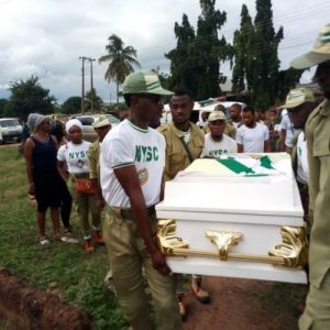 Photos: Female Corps Member Dies After Applying Sniper To Hair To Kill Lice