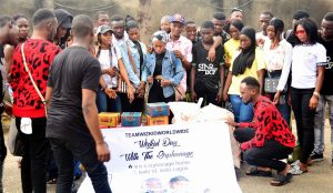 WizkidAt29: Fans Laud Singer, Visit Orphanage To Commemorate Singer's Birthday