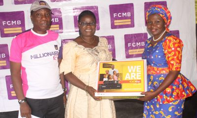 "FCMB Rewards Hundreds of Customers In Second Draws of ""Millionaire Promo Season 6''"