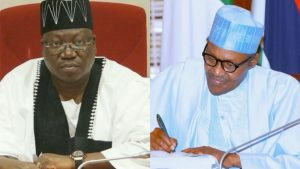 BREAKING: Buhari's Ministerial List Almost Ready – Senate President, Lawan