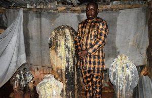 Photo: EFCC Nabs Fake Native Doctor In Ibadan