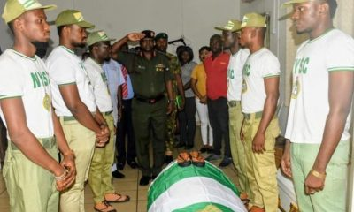 Corps Member Precious Owolabi Killed During Shiite Police Clash Buried Amid Tears