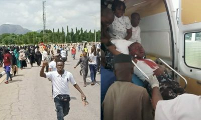 National Assembly Gates Shut As Shiite Protesters Shoot 3 Policemen