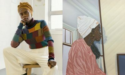 Nigerian Artist Toyin Odutola's Artwork Sells For Record N215m