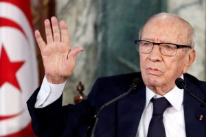 Tunisia's First Freely Elected President Beji Caid Essebsi