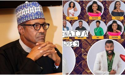 Nigerians React To MURIC's Call On Buhari To Cancel BBNaija