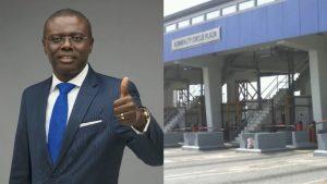 Sanwo-Olu declares Lekki, Admiralty plaza toll free on Thursday