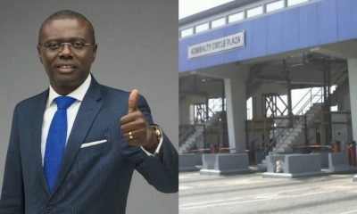 Sanwo-Olu declares Lekki, Admiralty plaza toll free on Thursday