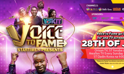 "VSKIT Partners StarTimes To Host Nigeria's First Ever Dubbing TV Show ""Voice to Fame"""