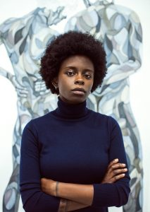 Nigerian Artist Toyin Odutola's Artwork Sells For Record N215m