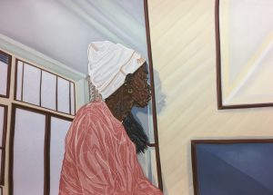 Nigerian Artist Toyin Odutola's Compound Leaf has sold for a record N215m