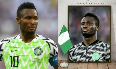 Mikel Obi Announces Retirement From National Team