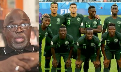 """It Was An Eye Opener"" Pinnick He Backs Eagles To Land AFCON Title Despite Loss Against Madagascar"
