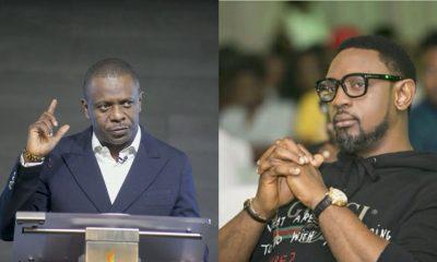 COZA: Pastor Poju Oyemade Reacts To Biodun Fatoyinbo's Rape Allegation
