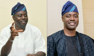 Gov. Seyi Makinde Must Explain Source Of His 48bn Wealth – APC