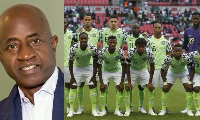 Nigeria Vs South Africa: Odegbami Tells Super Eagles How To Win Quarter-final AFCON 2019 Clash