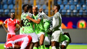 Super Eagles Move To 33rd Position On Fifa Ranking