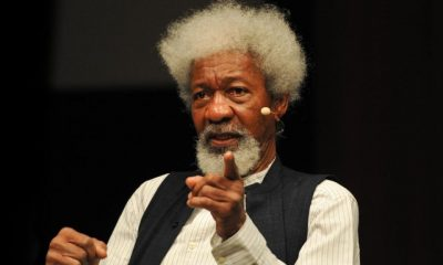 Wole Soyinka Urges Nigerian Youth To Start Organising Themselves Ahead Of 2023 Elections