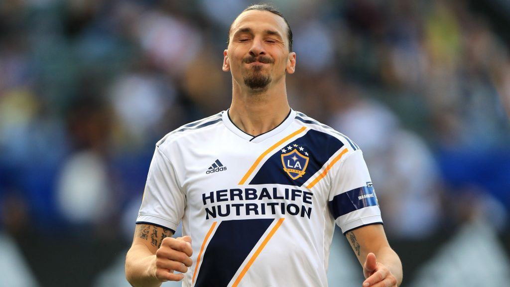 Zlatan Ibrahimovic picke his best XI