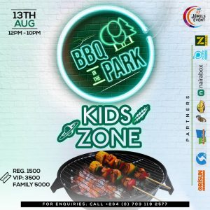 The Biggest Barbeque Event in Lagos – Barbeque In The Park