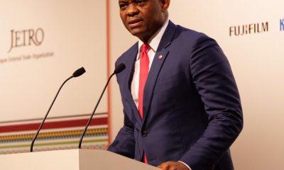 "Tony Elumelu Challenges Japan – ""Partner Us In Empowering African Entrepreneurs"""