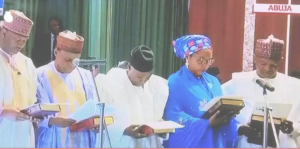 Full List Of President Buhari's Ministers And Their Portfolios