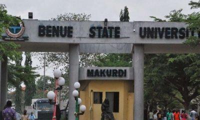 The Benue State University, Makurdi, has been shut down indefinitely,