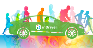 inDriver Gives You the Power to OfferYourFare for Any Ride
