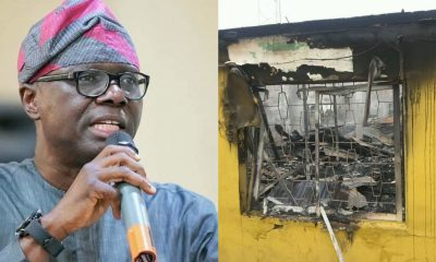 Xenophobia: Sanwo-Olu Blows Hot, Warns Nigerians Attacking Shoprite, MTN, Others In Lagos