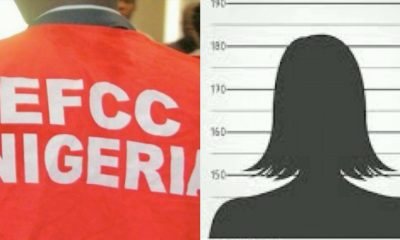 JUST IN: EFCC Nabs female Suspect On FBI List In Edo