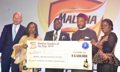 Maltina Teacher Of The Year 2019