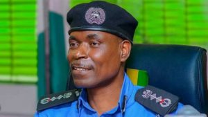 IGP Mohammed Abubakar Adamu: plans to deliver a modern police force