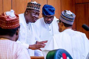 Budget2020: President Buhari Presents Budget For 2020, Based On New 7.5% VAT (Photos)