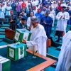 Budget2020: President Buhari Presents Budget For 2020, Based On New 7.5% VAT (Photos)