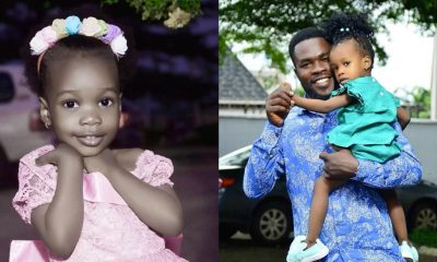 Nollywood Actor And Producer, Jacob Esorae Celebrates Daughter's 2nd Birthday With Adorable Photos